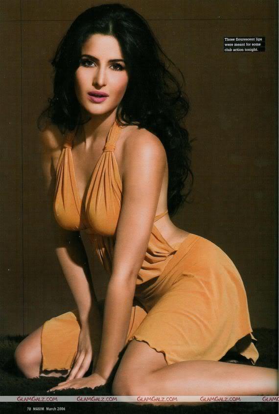 Katrina Kaif Sizzles at Maxim