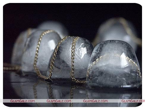 Amazing Ice Jewellery