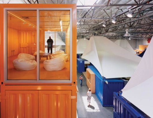 Coolest Offices In The World