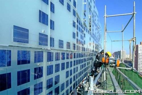 Greenpix Zero Energy Wall