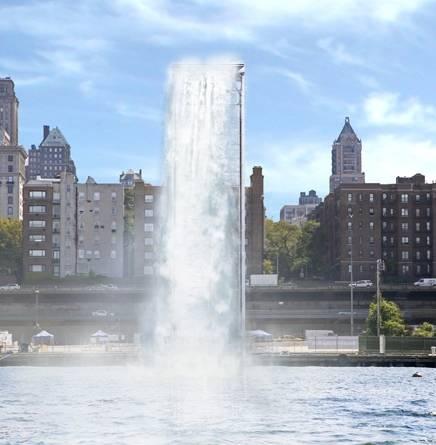 New York Goes Chasing Waterfalls