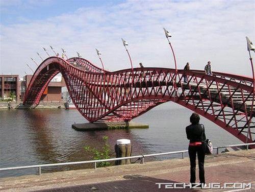 Strangest Bridges Around the World