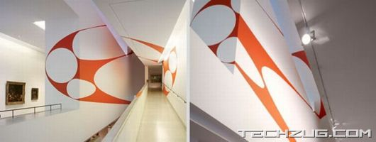 Most Amazing Anamorphic Illusions Made Inside Buildings