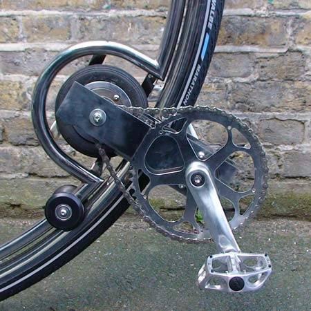 The Amazing Monowheel Cycle
