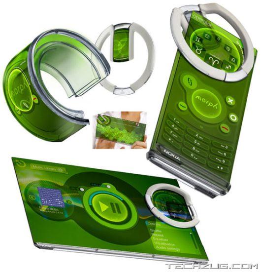 Nokia Morph Phone Concept