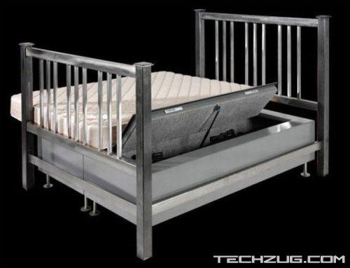 World's Safest & Dangerous Bed