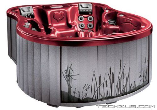 The $20,000 Love Tub for Valentine's Day