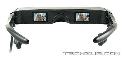 Amazing Digital Video Eyewear