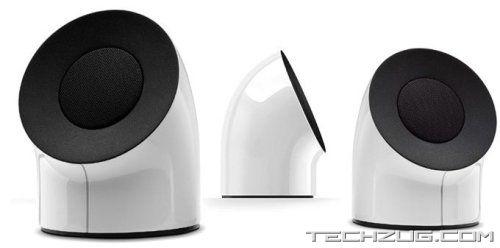 LaCie Unveils First FireWire Speakers