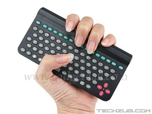 Super-Slim Bluetooth Keyboard