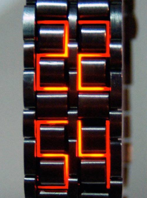 Amazing 100% LED Watch