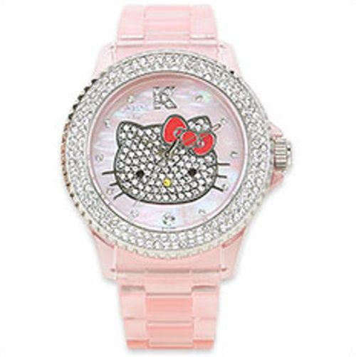 Hello Kitty Swarovski Watch - Limited Edition
