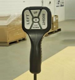 straight blade handheld snowplow control [ 2388 x 3076 Pixel ]