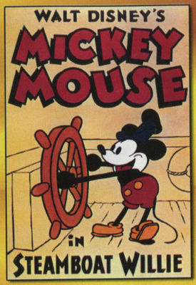 was steamboat willie the turning point