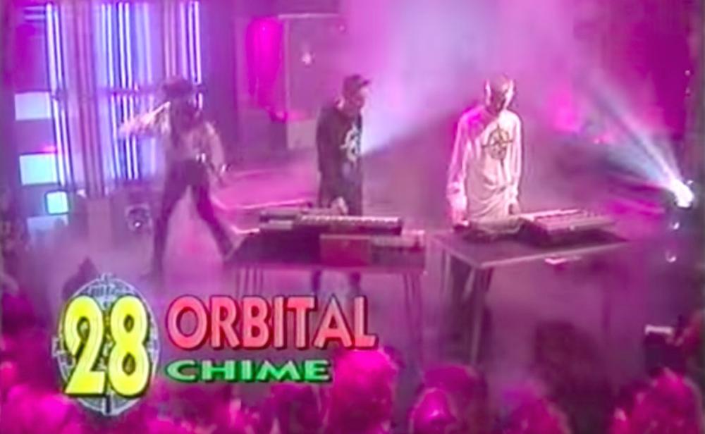 Orbital vs Top Of The Pops