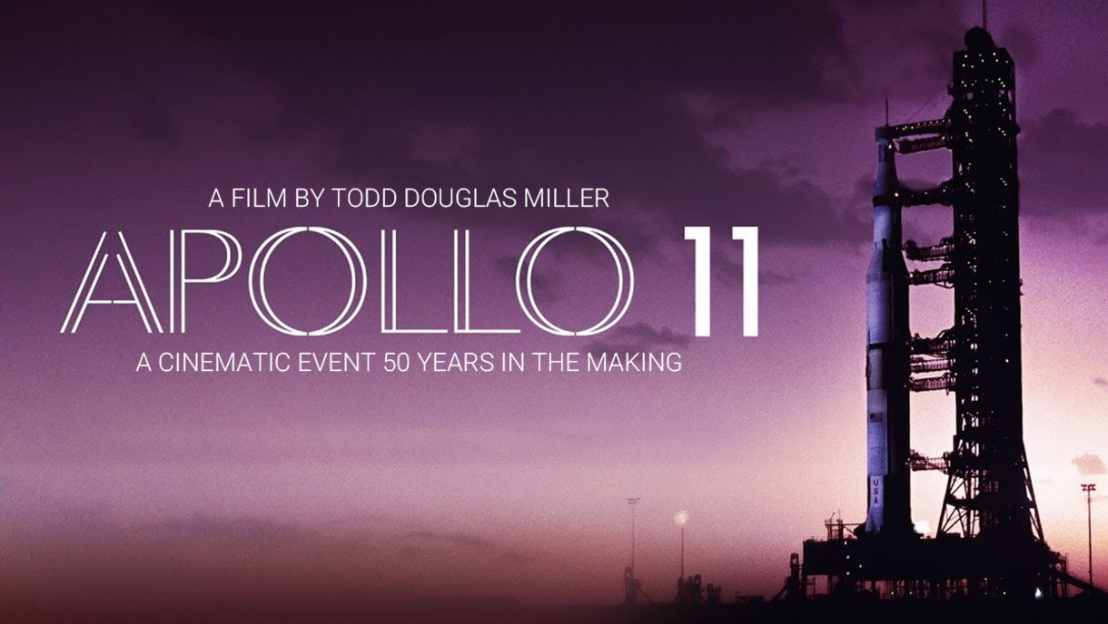 Matt Morton's Apollo 11 soundtrack lets us party like its 1969…