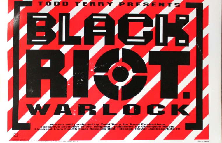THROWBACK THURSDAY: Black Riot - A Day In The Life (1987)
