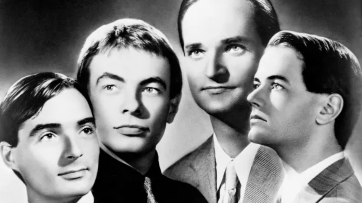 Before they were robots – How Organisation evolved into ...Kraftwerk