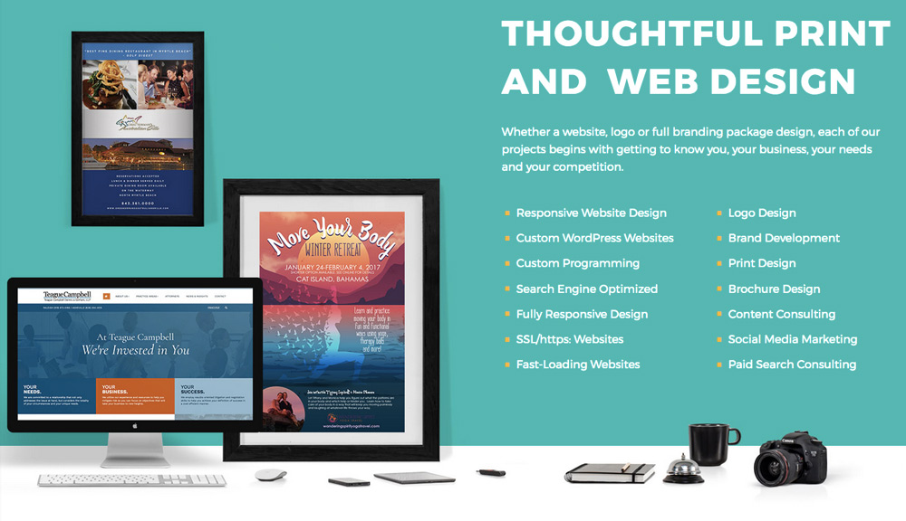 Innovative web design firm for your business  Web Design