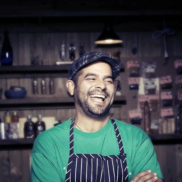 Chef Xavier Pacheco