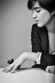 Catalina Brenes, diseñadora de joyería