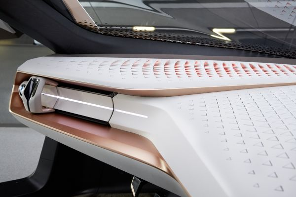 BMW Vision Next 100. Cortesía de BMW Group