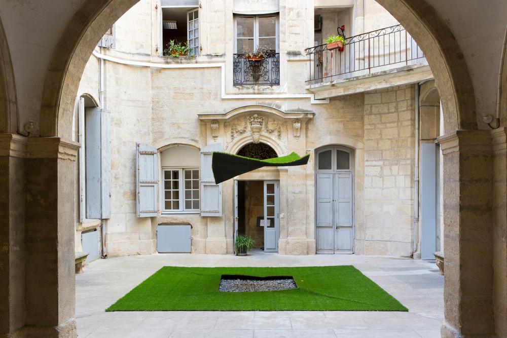Green Wash Atelier MAP - Gabriel Lacombe, Jean-Philippe Di Marco y Carlo Tadeo Foto: Paul KOZLOWSKI