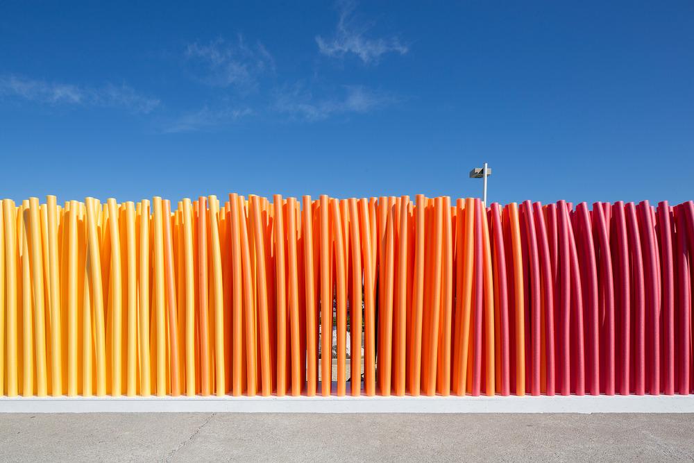 La Grande Frite HOCH Studio - Bertrand Chapus y Thomas Hostache Foto: Paul KOZLOWSKI