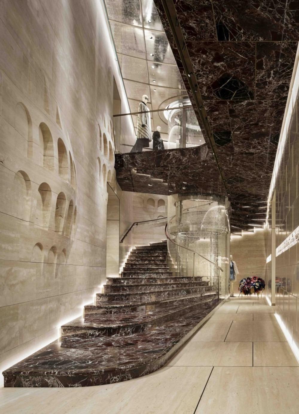 Diseño Interior del Año, 9na Edición IDA: Curiosity por el Palazzo Fendi