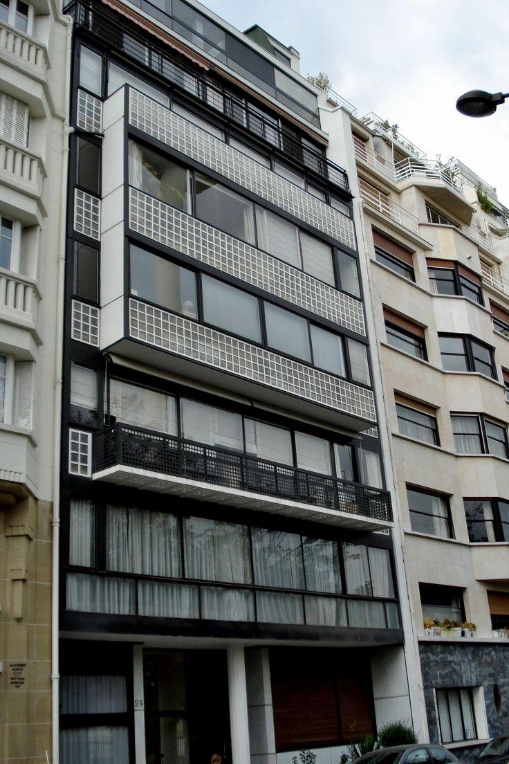 Immeuble Molitor Le Corbusier