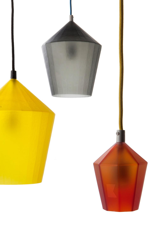 Lámparas de techo CARAT LED. Foto: KAYIWA