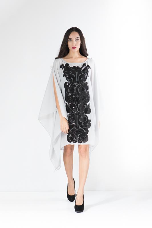 Foto: Joshua Cruz H&M: Carlos Marrero Modelo: Ariana Diaz de Element Diseños: Elda Samano