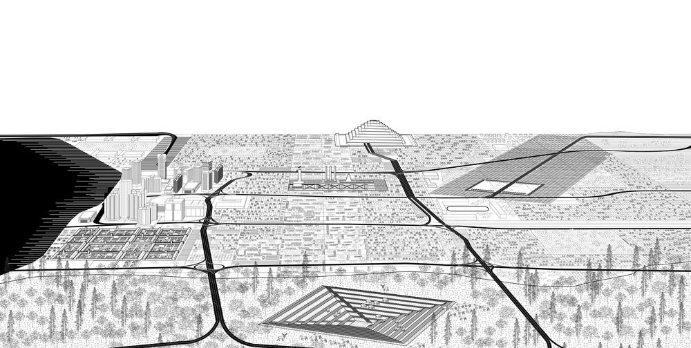 Design Earth (Rania Ghosn / El Hadi Jazairy), Georama of Trash, 2012 Foto: © Design Earth
