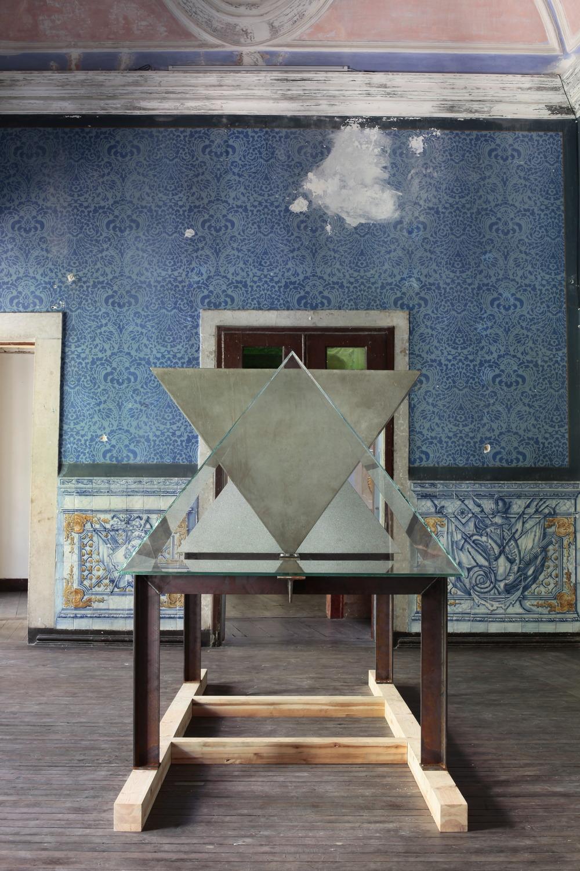 A Triangular History, Eduardo Souto de Moura Foto: © Tiago Casanova