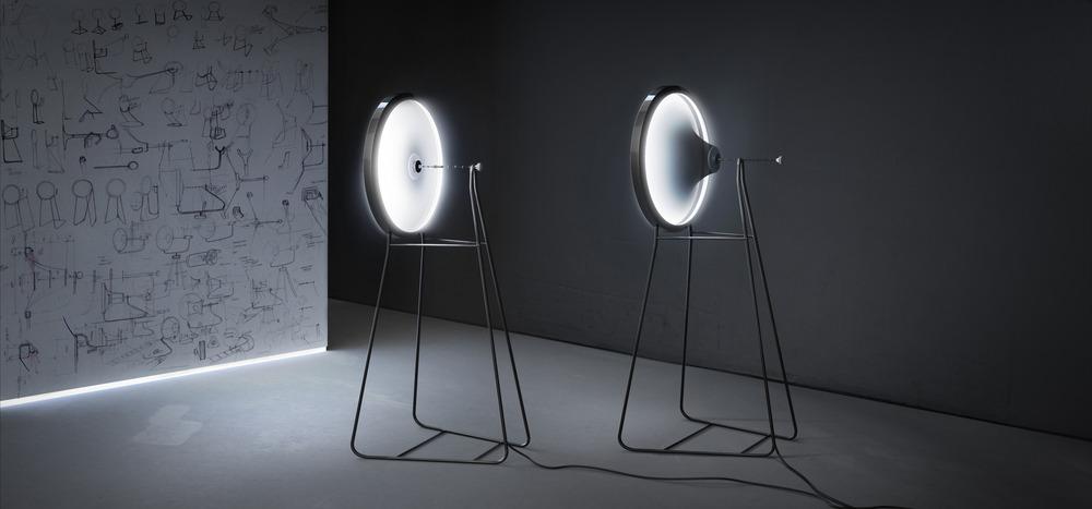 Ganador categoría Establecido - 'Black Hole Lamp' por Dario Narvaez + Anthony Baxter de Nueva York, Estados Unidos. Foto: LAMP