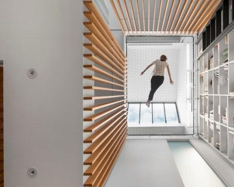 Atrium Townhome por RobitailleCurtis