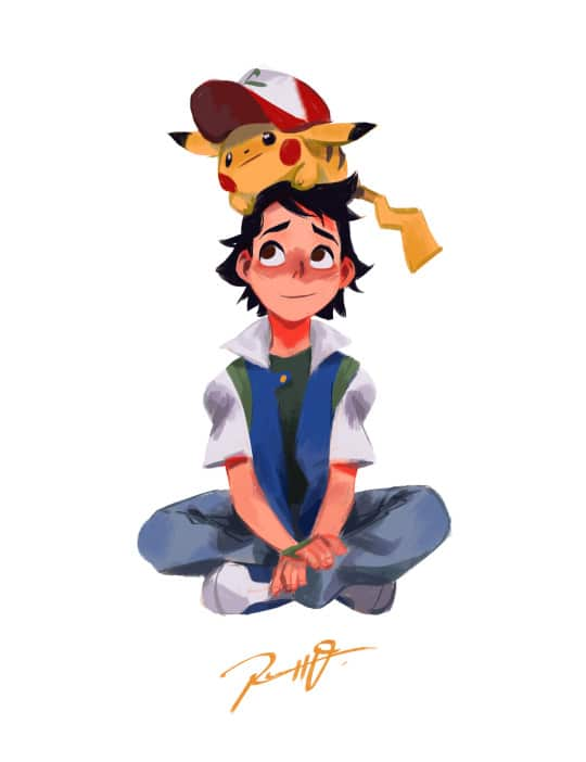 Pokemon Fan Art 90kids Childhood Nostalgia