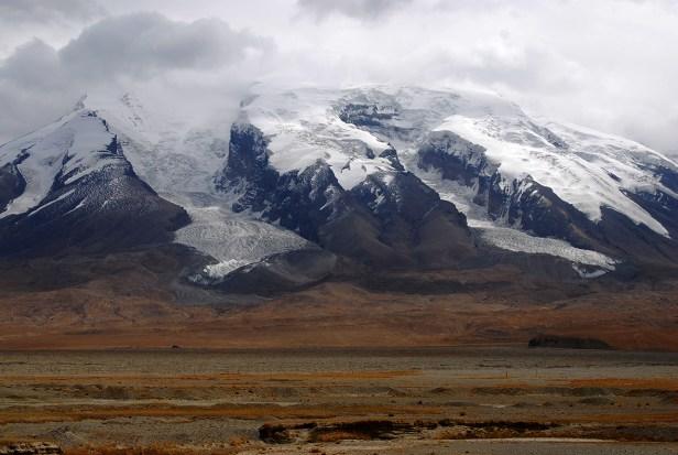 Muztag Ata und seine Gletscher