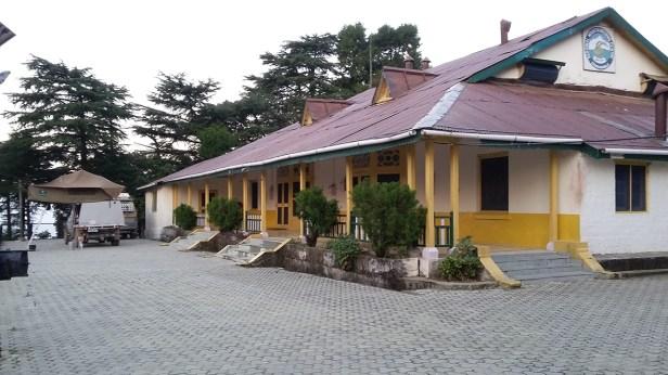 Regional Mountaineering Centre - Campspot bei McLeodganj für 200 Rupien