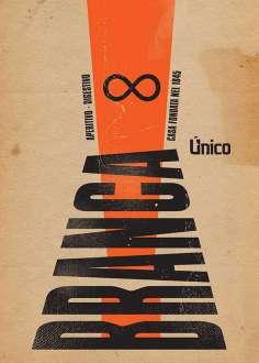 """Una de las menciones fue para Ana Julia Fernández por su afiche """"Branca proyección infinita"""""""