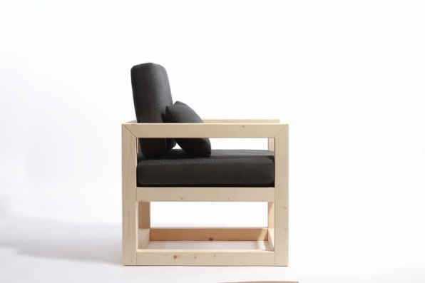 armchair FRAME - SOquadro