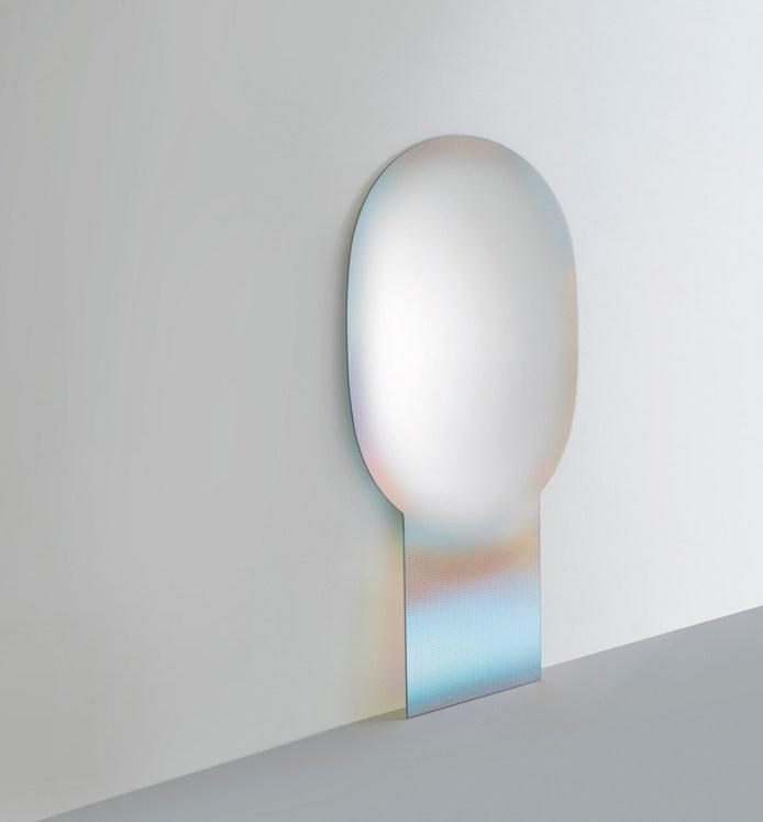 SHIMMER mirrors_Patricia Urquiola para Glass Italia