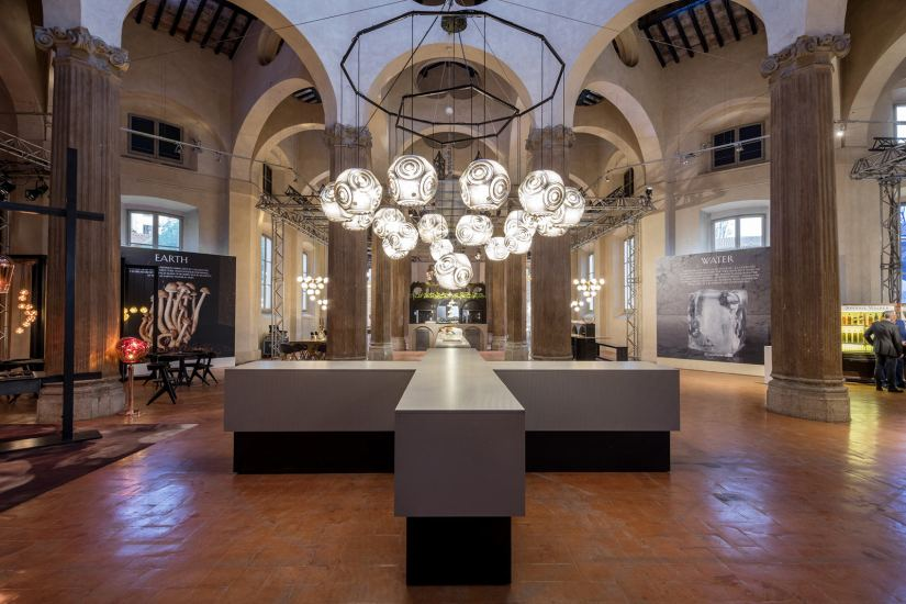 The Restaurant by Caesarstone & Tom Dixon - Foto: Peer Lindgreen