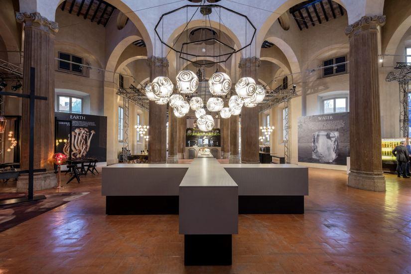 The Restaurant by Caesarstone & Tom Dixon - Foto: Peer Lindgreen