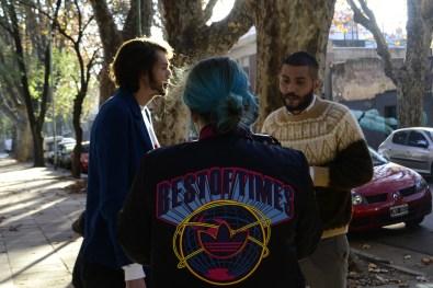 Cristián Mohaded, Josefina Fógel Núñez y Paul Fava. Foto: Adri Godis