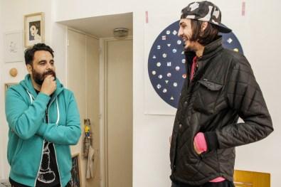 Sael y Paul Fava. Foto: Adri Godis