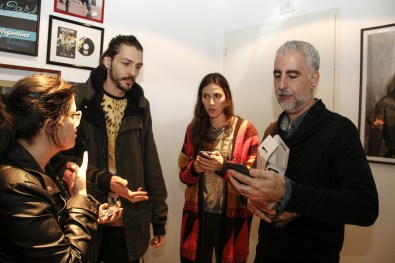 Josefina Fogel Nuñez, Paul Fava, Agustina Tafet y Gonzalo Fargas. Foto: Adri Godis