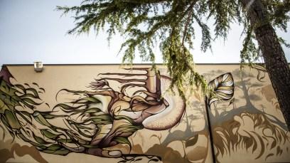 Mural de Fio Silva