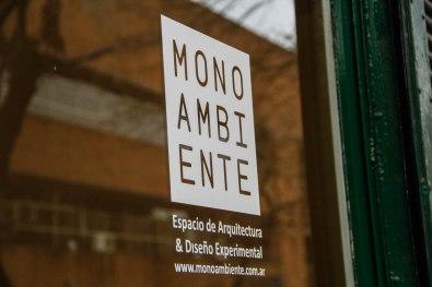 Galería Monoambiente. Foto: Adri Godis