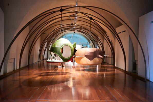 1º London Design Biennale. Instalación Sudáfrica. Foto: Bradley Lloyd Barnes
